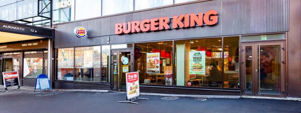 Burger King Turku Aukioloajat