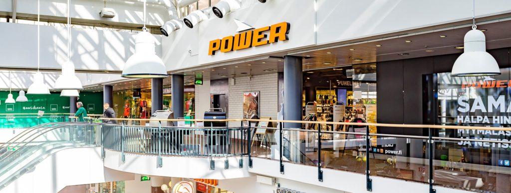 Hansakortteli - Kauppakeskuksessa on noin 130 liikettä jokaiseen makuun