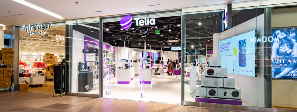 Telia Kauppa Tornio