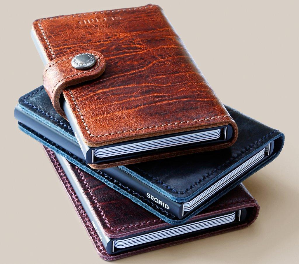 Secrid-wallet