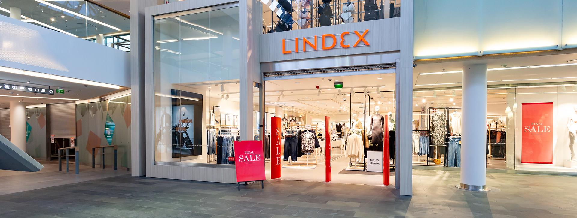 Lindex - Hansakortteli