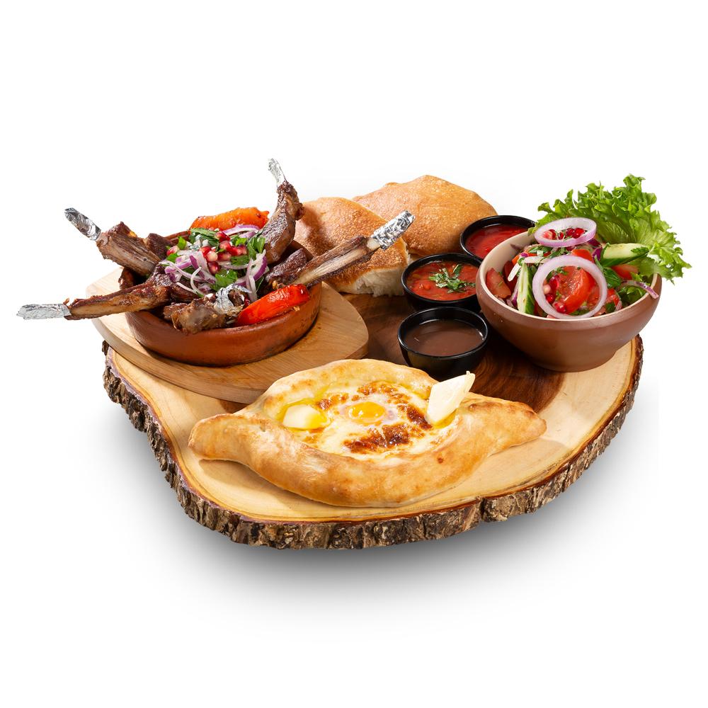 Hansakortteli - Ravintola Rioni