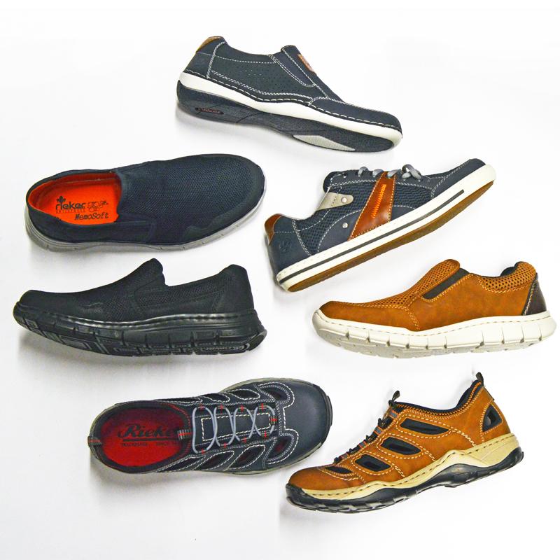 Rieker-miesten kengät 59,90