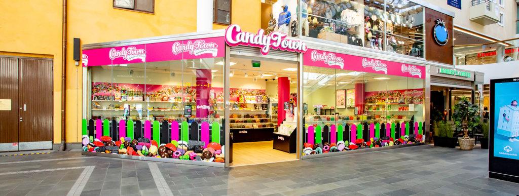CandyTown | Hansakortteli